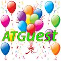 ATGuestList logo