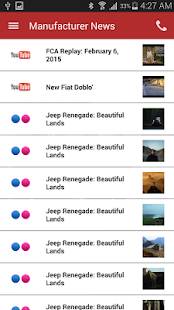 Peel Chrysler Fiat DealerApp - screenshot thumbnail