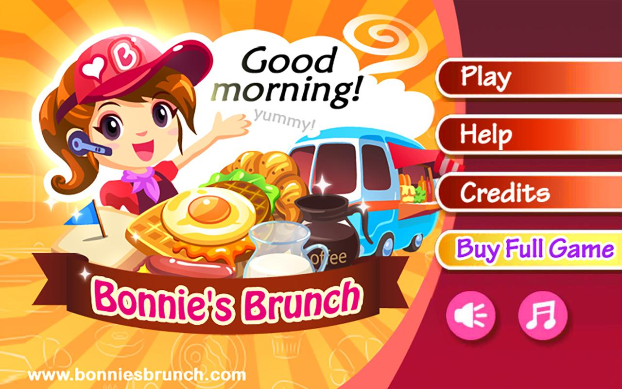 Bonnie's Brunch - screenshot