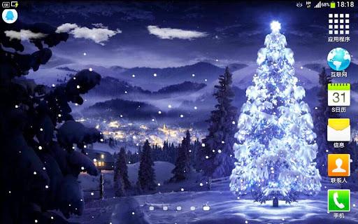 玩休閒App|最佳動態聖誕樹-3D粒子特效真好看HD版免費|APP試玩