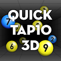 QUICKTAP10 3D logo