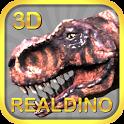 Dinosaur 3D-Tyrannosaurus Free icon