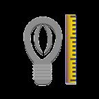 Ruler and Screen Flashlight