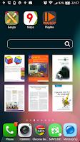 Screenshot of PDF Reader
