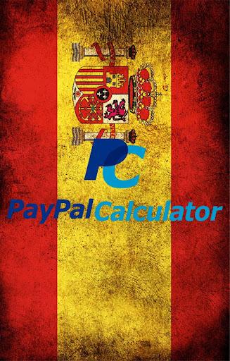 España PayPal™ Calculadora