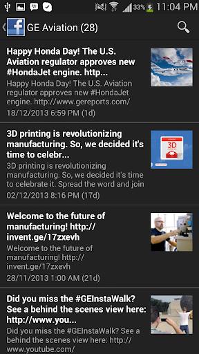 【免費新聞App】Just Aerospace-APP點子