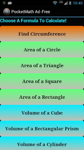 PocketMath 2