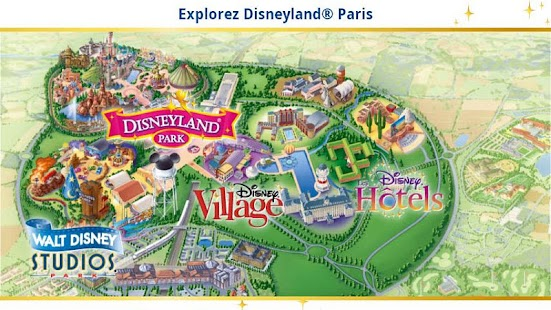 Disneyland® Paris - screenshot thumbnail