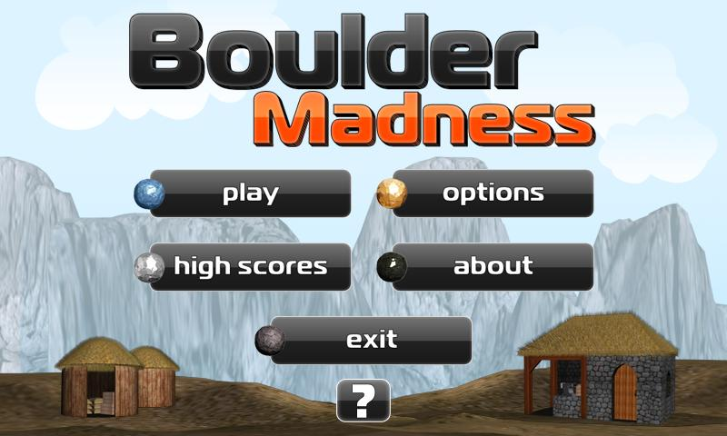 Boulder Madness Demo - screenshot