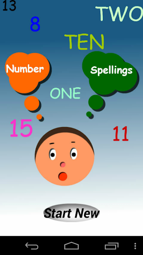 Number Spellings