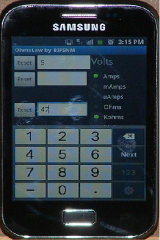 【免費工具App】OhmsLaw by BIPSNM-APP點子