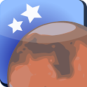 Telescope Astronomy Sky watch icon
