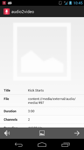 audio2video