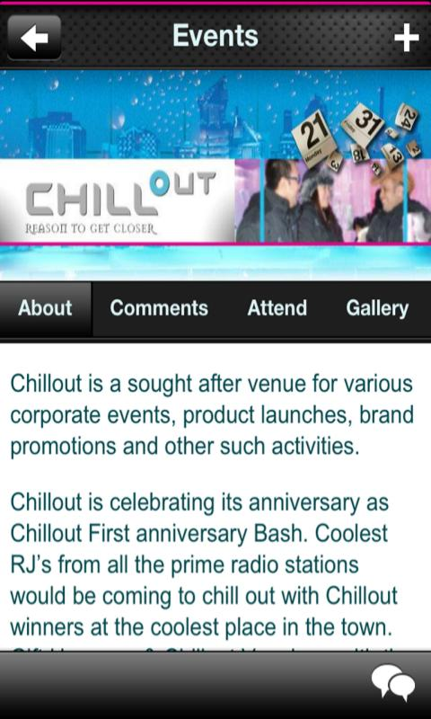 Chillout at Dubai - screenshot
