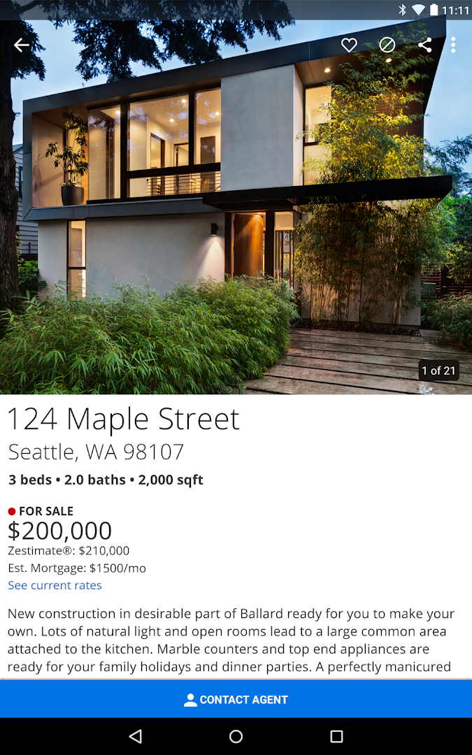 Zillow Real Estate Rentals Google Play Store Revenue