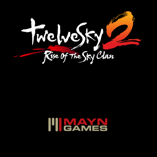 TwelveSky 2 MAYN Games- screenshot