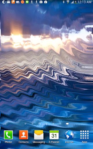 Blue Water Wallpaper Free