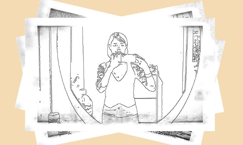 Doodle Camera - screenshot