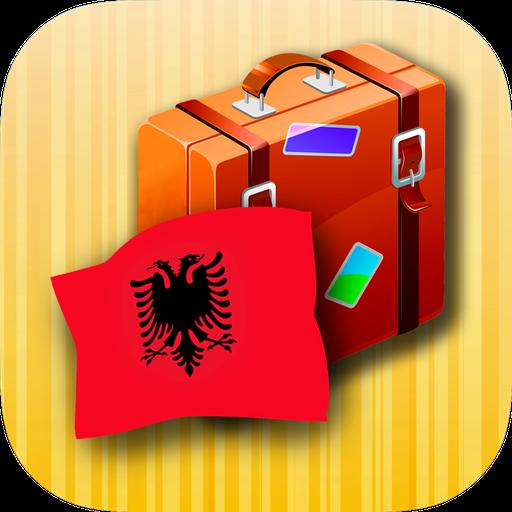 Albanian phrasebook Icon