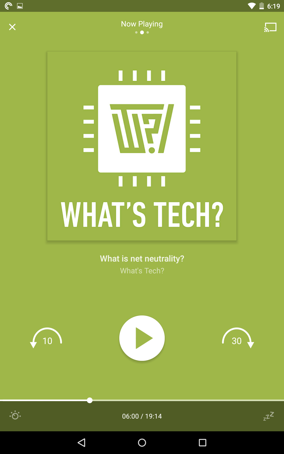 Pocket Casts screenshot #16
