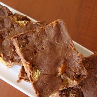 No Bake Chocolate Biscuit Cake ~ Fridge Cake.