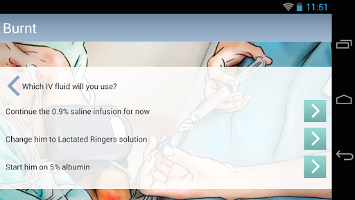 Clinical Sense Screenshot