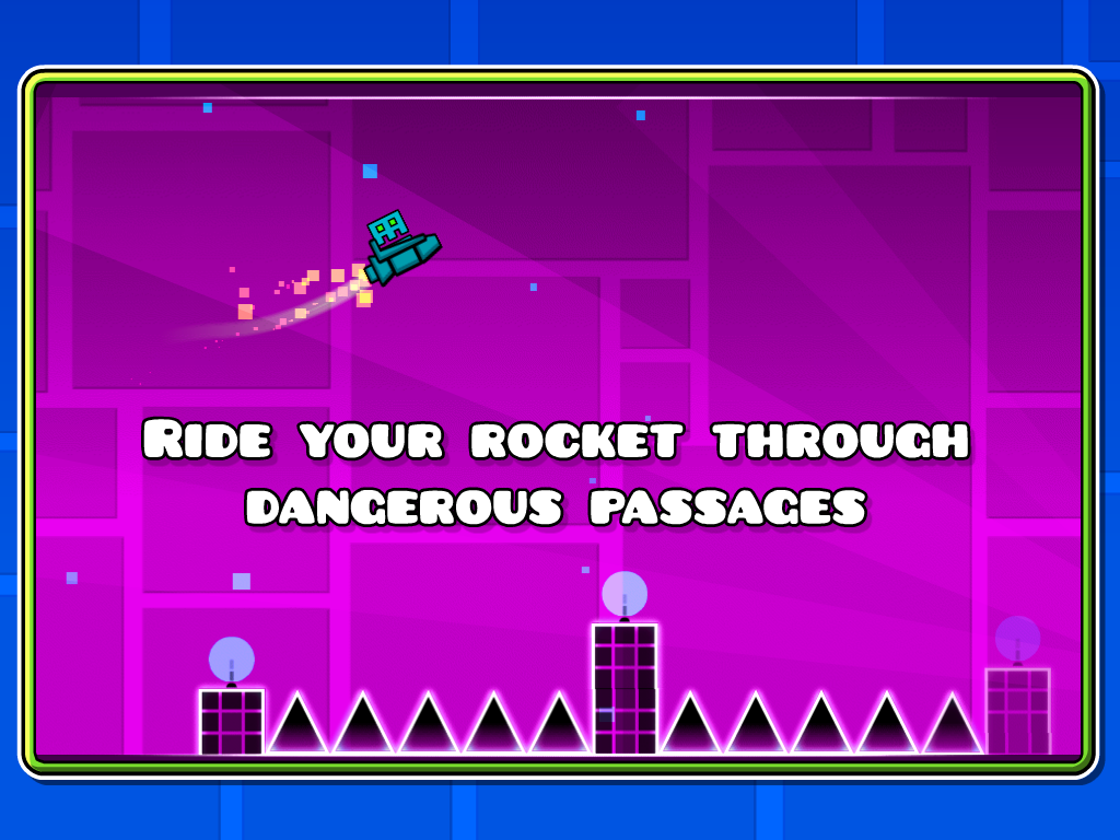 Geometry Dash screenshot #11