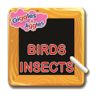 Birds & Insects for UKG Kids icon
