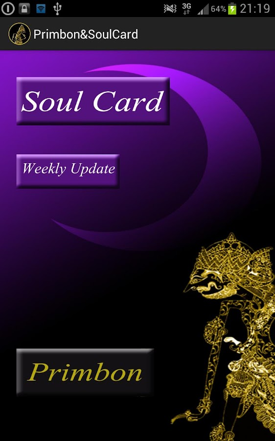 Primbon & Soul Card - screenshot