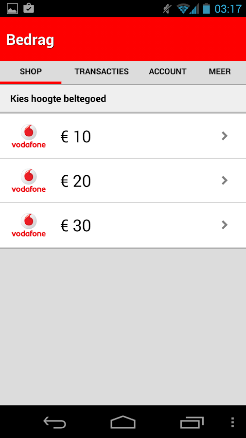 how to buy apps on prepaid android