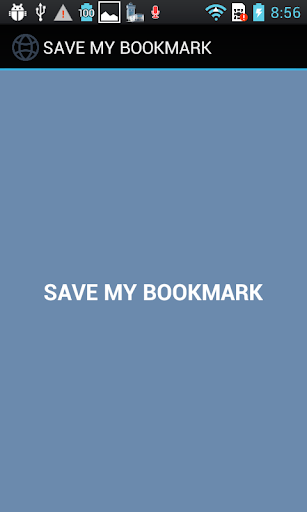 SAVE MY BOOKMARKS