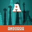 Andorra guía mapa offline