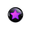 Crystal Purple Wallpapers icon