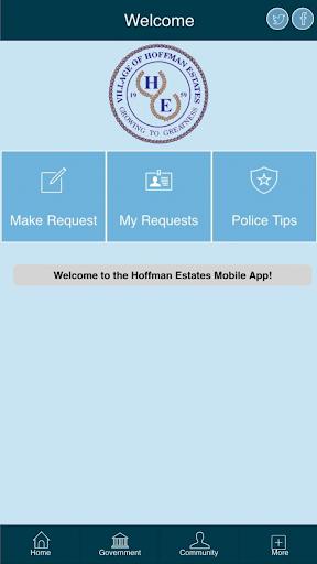 Hoffman Estates Mobile App