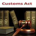 Customs Act India icon