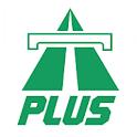 Plus Highway Traffic Status icon