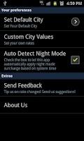 Screenshot of AutoMeterFare India