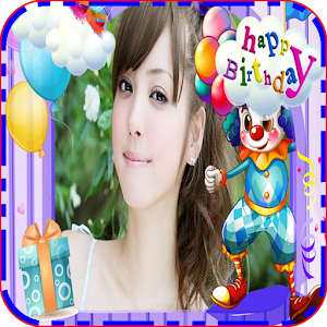 birthday photo frames cake1 apk
