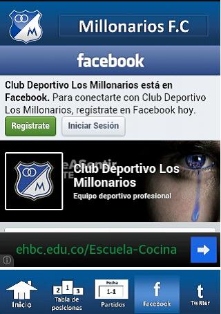 Millonarios Futbol Club