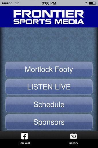 Mortlock Footy