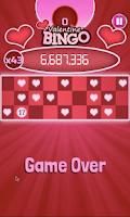 Screenshot of Valentines Bingo: FREE BINGO