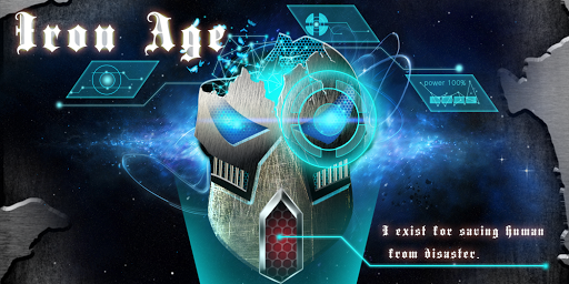 Iron Age HD GO Launcher Theme