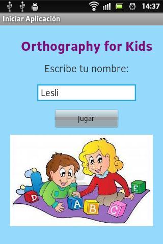 Ortografía Para NIños