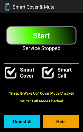 Smart Cover Call