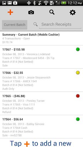 PayHub Mobile Hub
