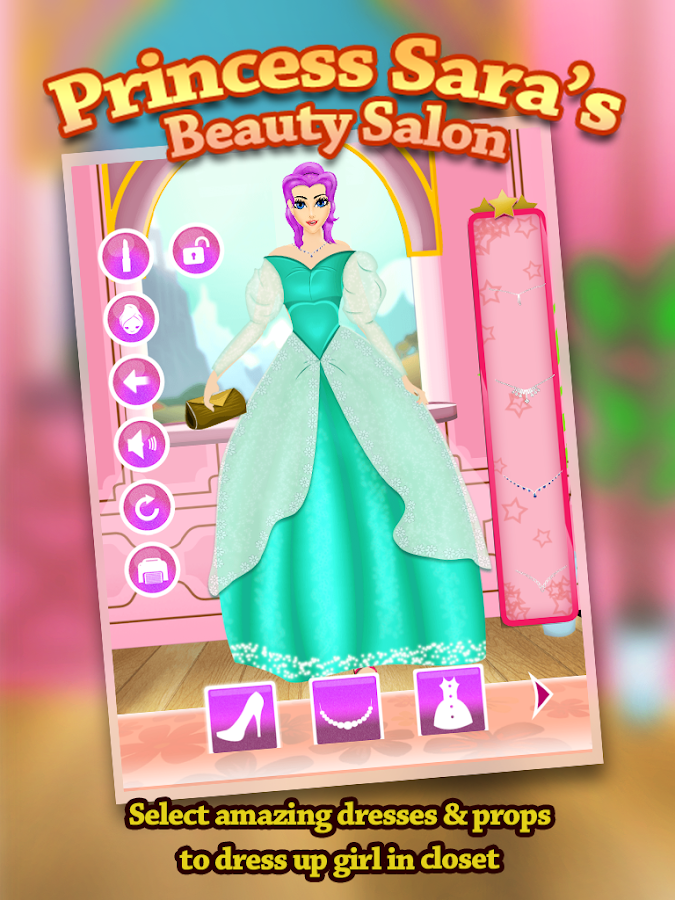Princess Sara Beauty Spa Salon- screenshot