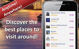 Screenshot of World Explorer 360  Tour Guide