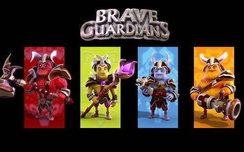 Brave Guardians Screenshot 8