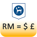 Malaysia RM Currency Exchange icon