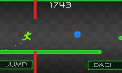 Free Running Dash - screenshot thumbnail